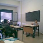 durante l'assemblea di classe